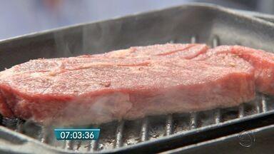 Encontro discute pecuária de Ponta Porã - Evento tem palestra, tecnologia e informações para produção de carne.