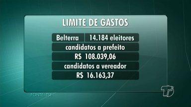Confira o limite de gastos para candidatos nas eleições 2016 em Santarém e região - Dados foram divulgados pelo TSE na quarta-feira (20).