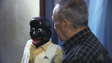 'Cinquentão', boneco Peteleco relembre os velhos tempos - Boneco completa 59 anos.