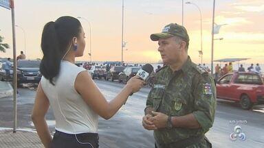 Batalhão ambiental do Amapá amplia poder de atuação - O batalhão ambiental ampliou oficialmente o poder de atuação. Isso significa que a polícia vai agir agora, além das prisões.
