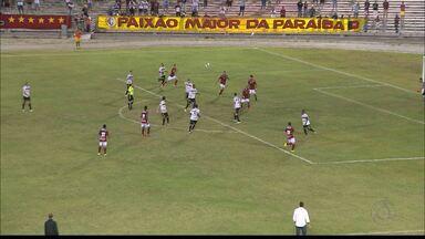 Campinense vence o Globo FC de virada na Série D - Na primeira partida do mata-mata da Série D, o Campinense começou perdendo, mas conseguiu virar o placar e venceu o time do Rio Grande do Norte no Amigão.