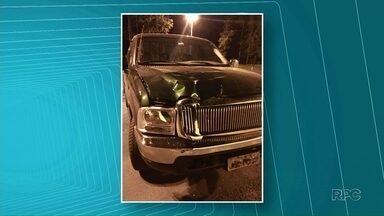 Homem morre atropelado na PR-182 - Vítima foi atingida por uma caminhonete entre Iporã e Francisco Alves