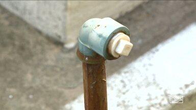 Moradores reclamam de qualidade da água em residencial de São José de Ribamar - Além do mau cheiro, água tem causado problemas na pele e outras doenças nas crianças.