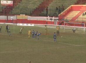 Grêmio Prudente perde para o Jabaquara - Partida foi em Santos (SP) e teve placar de 3 a 2.