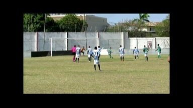 São Pedro vence o Rio das Ostras em campeonato regional da Ferj Sub-17 - São Pedro vence o Rio das Ostras em campeonato regional da Ferj Sub-17.