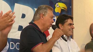 PSDB lançou no sábado (23) o candidato à Prefeitura de São João del Rei - Rômulo Viegas já foi prefeito da cidade, vereador e presidente da câmara.