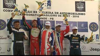 Confira como foi o último dia do Brasileiro de Kart na Paraíba - Foram duas semanas de muita velocidade e nesse sábado foi realizado o encerramento da competição.