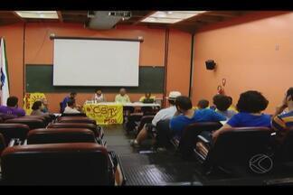 PSOL lança Cida Machado como candidata à Prefeitura de Uberlândia - Convenção foi realizada no último sábado (23) em auditório da UFU. Partido em Uberlândia aguarda resposta PSTU para apoiar chapa.