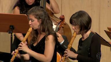 Festival de Música Colonial Brasileira e Música Antiga movimenta Juiz de Fora - Oficinas reúnem 300 alunos. Ao todo, 60 músicos se apresentam no evento que tem concertos até domingo (31). Veja a programação.