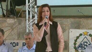 PSDB anuncia Edna Martins como candidata à Prefeitura de Araraquara - Ela é socióloga, doutora em linguística pela Unesp e foi três vezes vereadora da cidade.