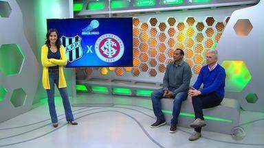 Globo Esporte RS - Bloco 2 - 25/07 - Assista ao vídeo.