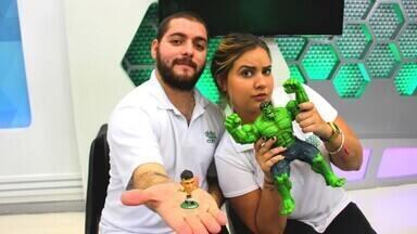 Resumão GE #5: Hulk da Amazônia, CBF e Olimpíadas - Confira os destaques da semana passada, dessa, e da que está por vir.