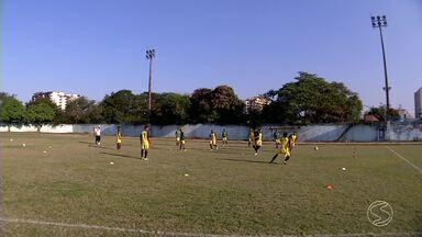 Resende faz amistoso para treinar para Copa Rio - Competição começa em agosto; jogo vai ajudar a definir elenco.