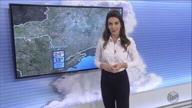 Confira a previsão do tempo para esta terça-feira (26) no Sul de Minas - Confira a previsão do tempo para esta terça-feira (26) no Sul de Minas