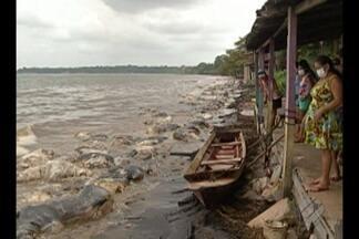 Nove meses após o naufrágio com 5 mil bois em Barcarena, população ainda sente prejuízos - Mas aos poucos a rotina começa a voltar ao normal.