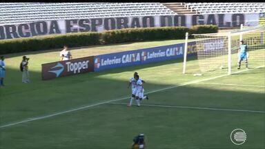 Confira os gols dos representantes do Piauí nas séries C e D do Brasileirão - Confira os gols dos representantes do Piauí nas séries C e D do Brasileirão