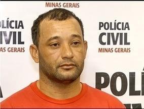 Polícia apresenta autor da morte do filho do prefeito de São João da Ponte - Valdeir Pereira da Silva foi preso no sábado (23) em Campinas (SP).