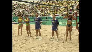 Final do vôlei de praia feminino, Olimpíada de 1996, na íntegra - Final do vôlei de praia feminino, Olimpíada de 1996, na íntegra