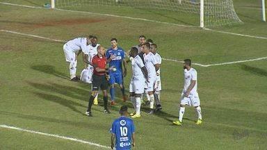 Comercial-SP e São Carlos empatam pela Copa Paulista - Jogo nesta quarta-feira (26) foi tenso e marcado por duas expulsões.