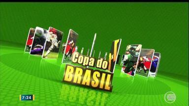 Confira os gols da rodada da Copa do Brasil - Confira os gols da rodada da Copa do Brasil