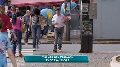 Mercado se anima com 13º salário dos aposentados - Até o fim de 2016, R$ 382 milhões devem ser injetados.