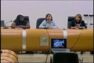 PMB define candidatos ao cargo de vereador em Araxá - O partido não irá lançar candidato a prefeito. Presidente do Partido, Leticia Maria Medeiros Leite, fala sobre os candidatos.