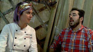 Mais voc papo de ceyl o com a vencedora do super chef - Super chef 2000 ...