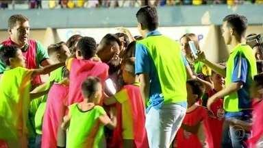 Seleção olímpica quer resgatar o orgulho do torcedor brasileiro - No amistoso contra o Japão, Prass não vai ser titular.