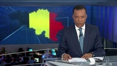 Acusado de planejar ataque terrorista é preso na Bélgica - As investigações indicam que havia um plano pra realizar um atentado no país. As autoridades descartaram que os irmãos tenham ligação com o grupo terrorista estado islâmico.