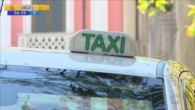 MP ingressa com ação para impedir renovação de 258 permissões de táxis não licitadas - MP ingressa com ação para impedir renovação de 258 permissões de táxis não licitadas em Florianópolis