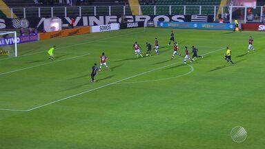 Vitória perde para o Figueirense e fica mais perto da zona de rebaixamento - Confira as notícias do rubro-negro baiano.