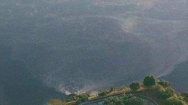 Caesb alerta sobre risco de contaminação no Lago Paranoá - A Caesb enviou um relatório para o Tribunal Regional do Trabalho pedindo providências em relação à greve dos funcionários.