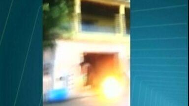 Feridos em explosão de padaria no Sul do ES são liberados - Uma botija de gás explodiu no estabelecimento, em Cachoeiro de Itapemirim.