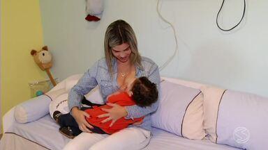 Na semana do aleitamento materno, médico fala dos benefícios da amamentação - Ela explica dos benefícios da amamentação tanto para mãe, quanto para bebê; saiba como funciona o Banco de Leite de Volta Redonda.