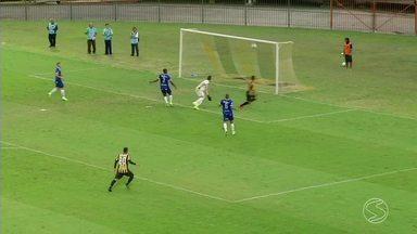 Voltaço vence URT por 2 a 0 e avança às oitavas da Série D - Jogo foi em casa, no estádio Raulino de Oliveira.