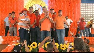 Josa da Padaria é candidato à Prefeitura de Guarabira, na Paraíba - Laerte Cerqueira fala sobre as convenções partidárias realizadas em toda a Paraíba.