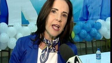 PTC lança Eliane Dadalto como candidata à prefeita de Linhares no Norte do ES - Nome foi definido na convenção do partido.
