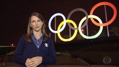 Confira a previsão do tempo para a Olimpíada - Confira a previsão do tempo para a Olimpíada.
