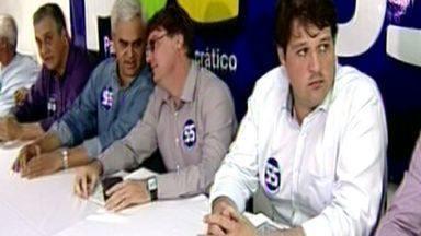Cirilo de Tarso é o pré-candidato do PSD à prefeitura de Colatina, ES - Candidato foi indicado na convenção do partido.