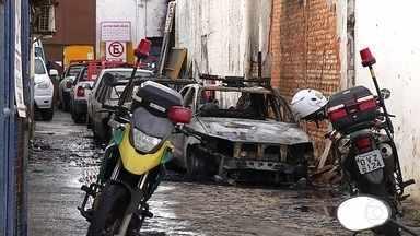 Militares vão reforçar segurança nas ruas do Rio Grande do Norte - Criminosos fizeram ataques a prédios e ônibus na região metropolitana da capital. Na madrugada desta segunda (1º), 17 presos fugiram.