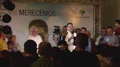 PPS oficializa nomes de candidatos e prefeito e vice em Santos - Partidos começam a se preparar para o período eleitoral.