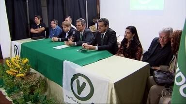 Em convenção, PV decide não lançar candidato à Prefeitura de Belo Horizonte - A legenda ainda não definiu se vai apoiar algum pré-candidato. O partido terá 62 candidatos a vereador.