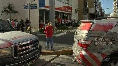 Polícia prende suspeito de matar agente penitenciário no Centro de Fortaleza - Polícia prende suspeito de matar agente penitenciário no Centro de Fortaleza