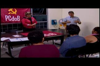 PCdoB define candidatos a vereador em Divinópolis - Partido também anunciou apoio à candidatura de Marquinho Clementino.Convenção ocorreu nesta quarta-feira (3).