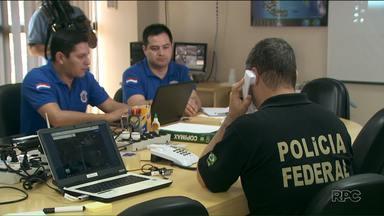 Começa a operação Fronteira Olímpica - Durante os jogos, policiais do Brasil, Paraguai e Argentina vão trabalhar juntos na fiscalização e no combate ao crime