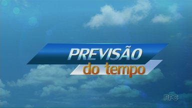 Sexta deve ter sol na região de Maringá - A partir de segunda-feira a temperatura cai um pouco em Campo Mourão