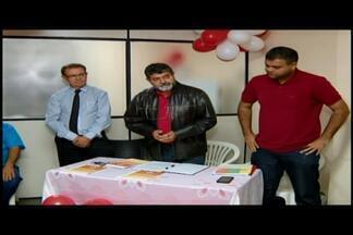 PT lança candidatura de Íris José de Almeida para prefeito em Divinópolis - Convenção foi realizada nesta quinta-feira (4). Partido terá 21 candidatos ao cargo de vereador.