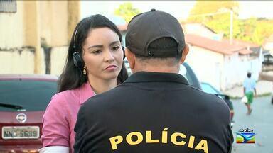 Presos suspeitos por assassinato de estudante da UFMA - Presos suspeitos por envolvimento no caso do assassinato de estudante da UFMA, no fim de semana, em São Luís (MA).