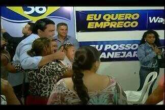 PTC lança Wagner Júnior como candidato a prefeito de Uberaba - Vice-prefeito será Doutor Heleno, do PDT. Durante convenção, PTC anunciou união com PDT, PMN, PC do B e PV.