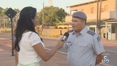 Coordenação do policiamento escolar reforça o trabalho com a volta às aulas no Amapá - A coordenação do policiamento escolar do segundo batalhão, reforça o trabalho com a volta às aulas.